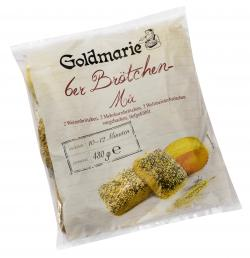 Goldmarie Brötchen Mix (430 g) - 4260404853138
