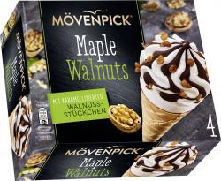 Mövenpick Eis Signature Maple Walnuts Multipackung (4 x 110 ml) - 7613035423428