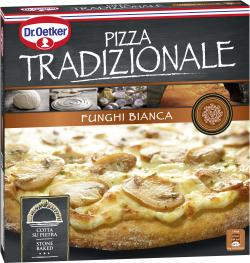 Dr. Oetker Pizza Tradizionale Funghi Bianca (370 g) - 4001724019299