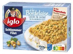 Iglo Schlemmer Filet à la Bordelaise leicht & lecker