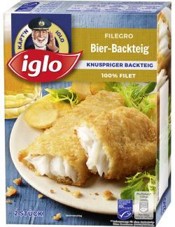 Iglo Filegro zünftiger Bier-Backteig (240 g) - 4250241203746