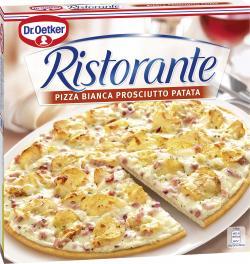Dr. Oetker Ristorante Pizza Bianca Prosciutto Patata