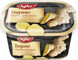 Iglo Ingwer gehackt