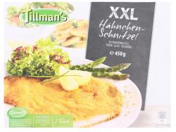 Tillman's XXL Hähnchen-Schnitzel (450 g) - 4043362625739