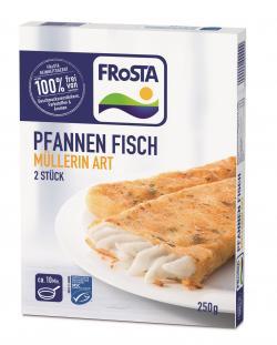 Frosta MSC Pfannen Fisch Müllerin Art (250 g) - 4008366011964