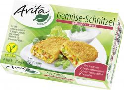 Bild für Avita Gemüse-Schnitzel