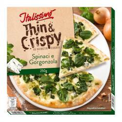 Italissimo Pizza Thin & Crispy Spinaci e Gorgonzola