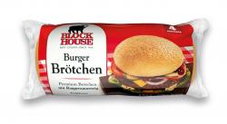 Block House Burger Brötchen