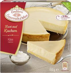 Coppenrath & Wiese Lust auf Kuchen Käse