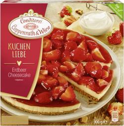 Coppenrath & Wiese Kuchenliebe Erdbeer Cheesecake