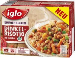 Iglo Einfach Lecker Dinkel-Risotto mit Tomaten