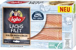 Iglo Lachs Filets