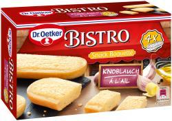 Dr. Oetker Bistro Snack Baguette Knoblauch