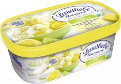 Landliebe Eiscreme Joghurt Zitrone Limette