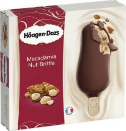 Häagen-Dazs Eiscreme Macadamia Nut Brittle