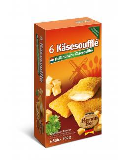 Herrenhof Käsesoufflé