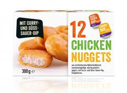 Fleisch-Krone Chicken Nuggets