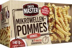 Schwarmstedter Mikrowellen Pommes Kringel