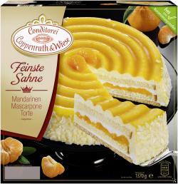 Coppenrath & Wiese Feinste Sahne Mandarinen Mascarpone Torte