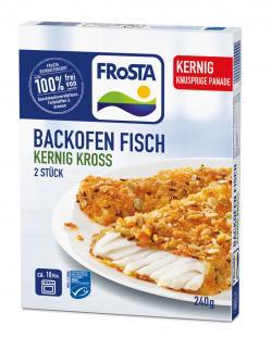Frosta Backofen Fisch Kernig Kross
