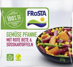 Frosta Gemüse Pfanne Rote Bete & Süsskartoffeln