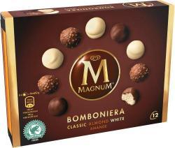 Magnum Bomboniera classic-almond-white