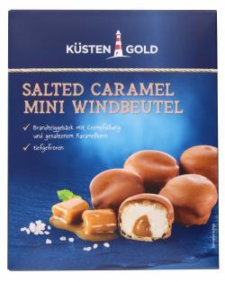 Küstengold Salted Caramel Mini-Windbeutel