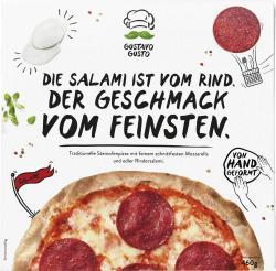 Gustavo Gusto Pizza Salame