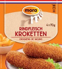 Mora Rindfleischkroketten