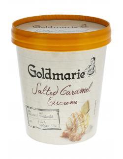 Goldmarie Eiscreme Salted Caramel