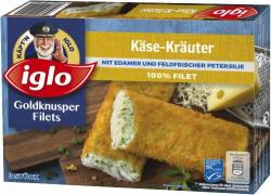 Iglo Goldknusper Käse-Kräuter