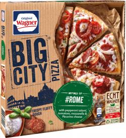 Original Wagner Big City Pizza Rome