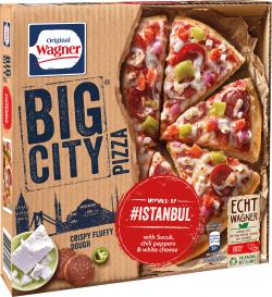 Original Wagner Big City Pizza Istanbul