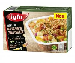 Iglo Veggie Love Ofengemüse Chilie Cheese