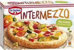 Dr. Oetker Intermezzo Grillgemüse mit Ricotta Creme