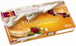 Heinersdorfer Blätterteig