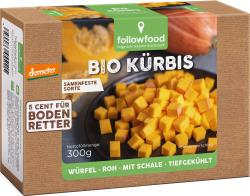 Followfood Bio Kürbis Demeter