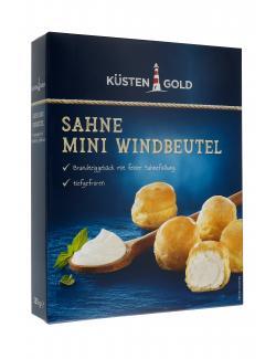 Küstengold Sahne Mini Windbeutel