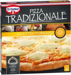 Dr. Oetker Pizza Tradizionale Quattro Formaggi