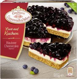 Coppenrath & Wiese Lust auf Kuchen Blaubeer Cheesecake