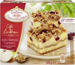 Coppenrath & Wiese Café Landhaus Apfel-Walnuss Cranberry
