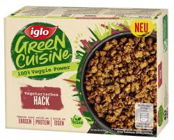Iglo Green Cuisine Vegetarisches Hack