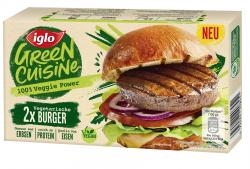Iglo Green Cuisine Vegtarische Burger