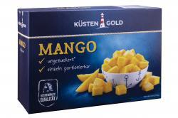 Küstengold Mango ungezuckert