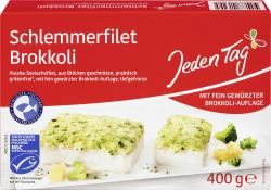 Jeden Tag Schlemmerfilet Brokkoli