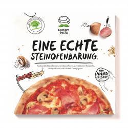 Gustavo Gusto Pizza Prosciutto e Funghi