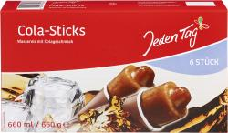 Jeden Tag Wassereis Cola-Sticks