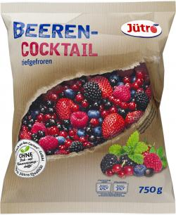 Jütro Beeren-Cocktail