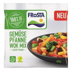 Frosta Gemüsepfanne Wok Mix