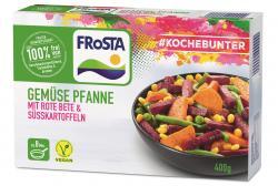 Frosta #Kochebunter Gemüse Pfanne mit Rote Bete & Süsskartoffeln